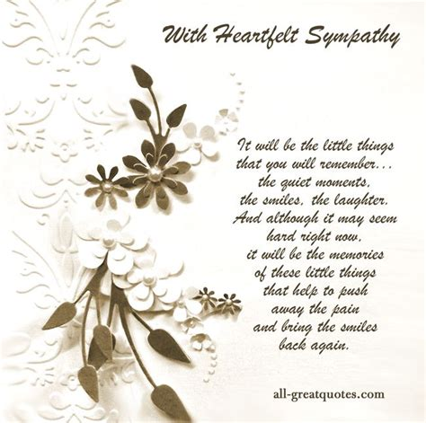 Bereavement Cards Free 25 best ideas about deepest sympathy messages on