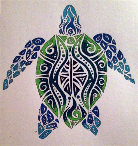tribal sea turtle tattoos tribal sea turtle by therebornwolf on deviantart