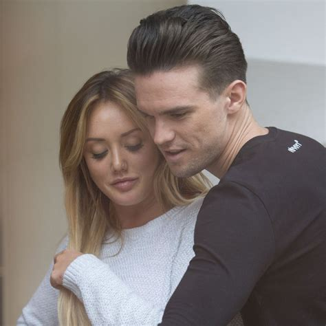 is this what charlotte crosby did to gary beadle s hair charlotte crosby breaks down about ex gaz beadle but is