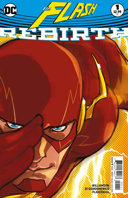 the flash vol 1 lightning strikes rebirth godspeed character comic vine