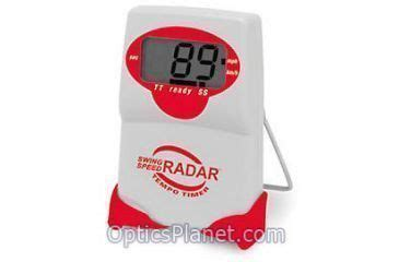 sports sensors swing speed radar with tempo timer sport sensors dual mode swing speed radar w tempo timer