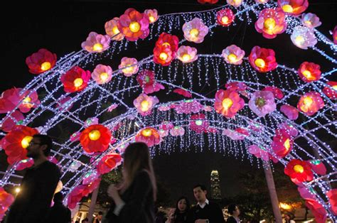new year lantern day s day preparations get way across the