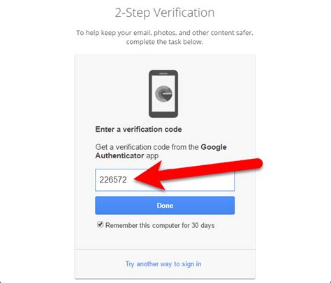 verification code how to turn on two factor authentication for your