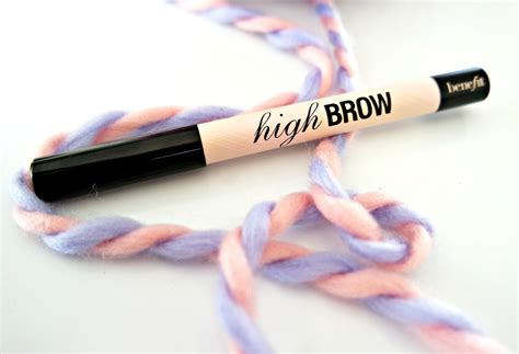 Benefit Higt Brow Hightlight benefit high brow eyebrow highlighter review my happiness