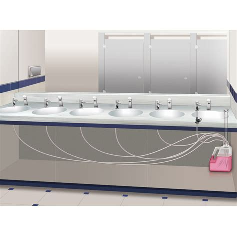 Dispenser Sharp Ez Fill asi 10 0390 1a ez fill soap dispensing system top fill