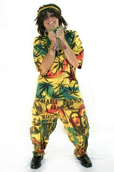 rasta woman green dress dancing reggae royalty  stock