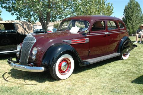Nelson Chrysler by 1935 Chrysler Airflow Photography By David E Nelson
