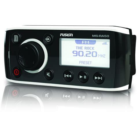 Awn Radio by Fusion Ms Ra50 Marine Radio G 252 Nstig Kaufen Fusion Awn De