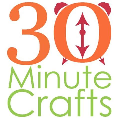 30 minute craft projects 30 minute crafts 30minutecrafts