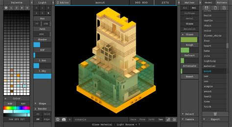 3d For All magicavoxel alternatives and similar software