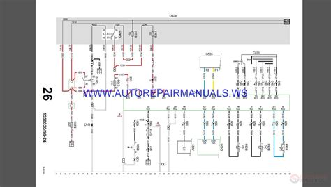 cool daf wiring diagram gallery the best electrical circuit