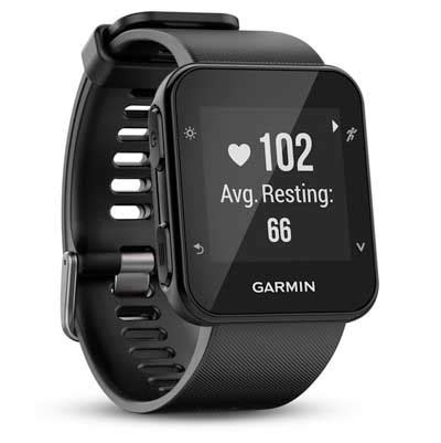 Garmin Forerunner 35 Smartwatch Limelight garmin forerunner 35 running activity tracker