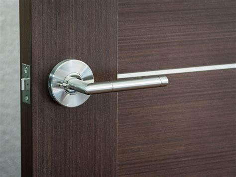 Dummy Door Handle by Jupiter Modern Door Lever Door Handle Privacy Passage