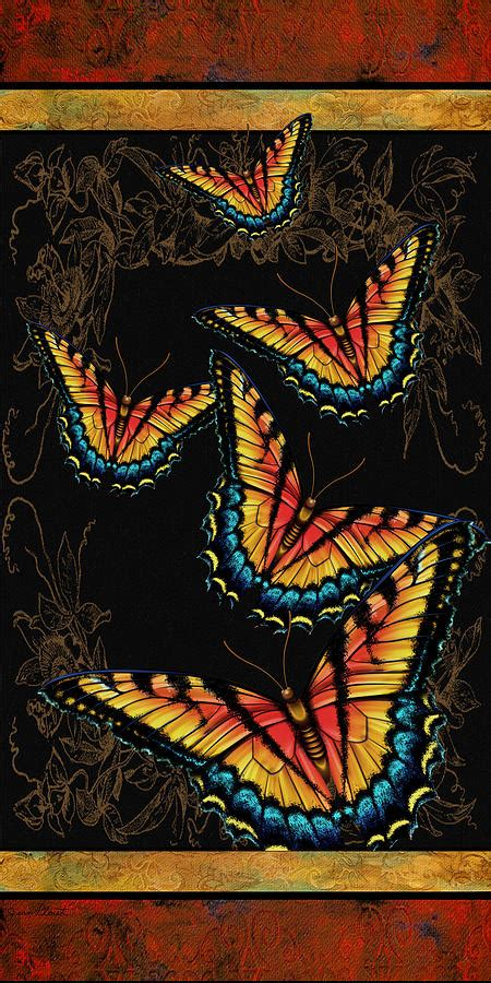 An American Flies Again Treasures Butterfly Treasures Fly Away By Jean Plout