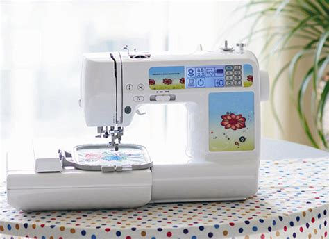 best home embroidery machine a cozy home