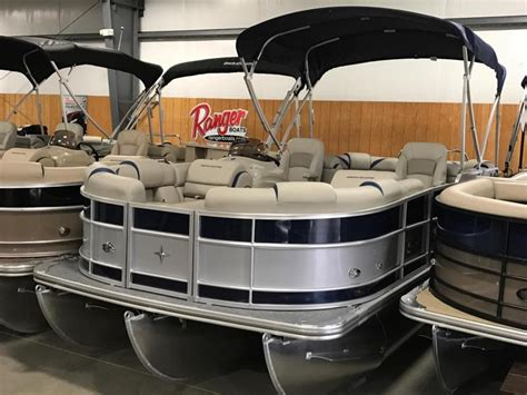 bass pro shop used pontoon boats all inventory moore boats in ligonier in bass
