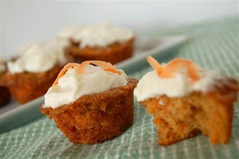 pass the pie mini carrot cakes tiny treats big taste