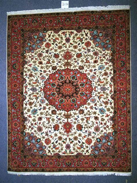 Rug And Carpet by Tabriz Jozan