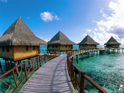 Island Houses by Bora Bora Bora Bora Best Island In The World