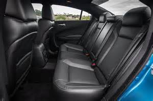 Dodge Charger Seats 2016 Dodge Charger Reviews And Rating Motor Trend