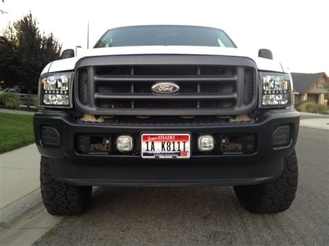 ford fit will 2012 f bumper fit on 1999 ford truck enthusiasts