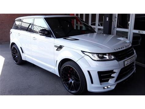 land rover supercharged white white land rover range rover sport 5 0 v8 supercharged