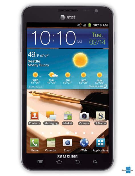 Samsung Galaxy Note samsung galaxy note lte specs