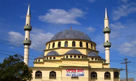 muslims buy site   sunshine coast mosque