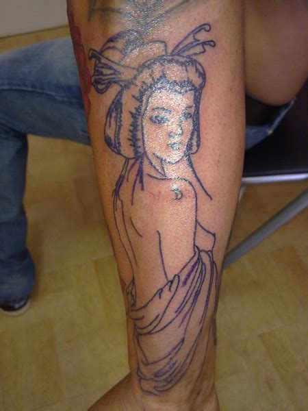 tattoo geisha guerriera significato tattoo geisha by skin touch tattoo