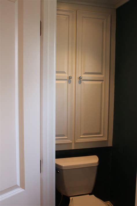 custom bathroom cabinets toilet woodworking
