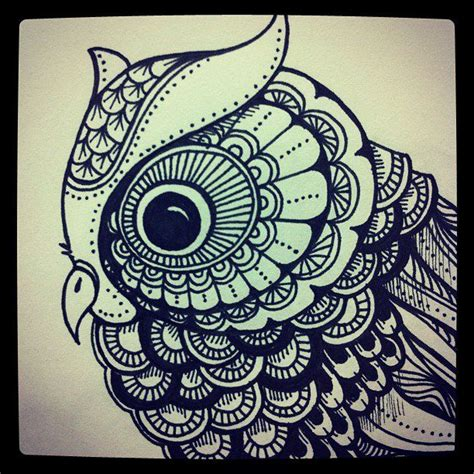 doodle owl easy owl doodle www pixshark images galleries with