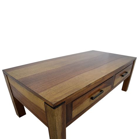 coaster furniture coffee table 69 coaster coaster coffee table with two drawers