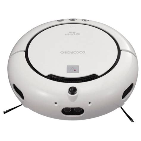 Vacuum Cleaner Sharp Rx V80 S new sharp vacuum cleaner robot cocorobo compact type rx