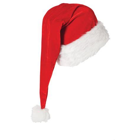 santa hat deluxe santa hat fancy dress crimbo