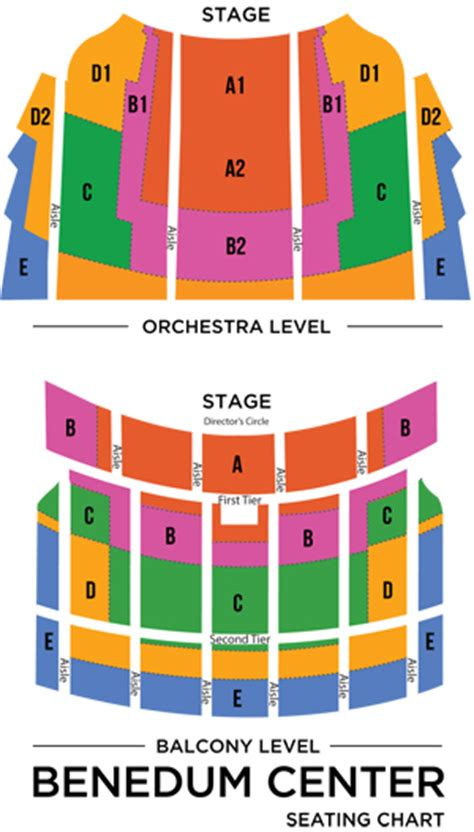 benedum center seating subscribe today