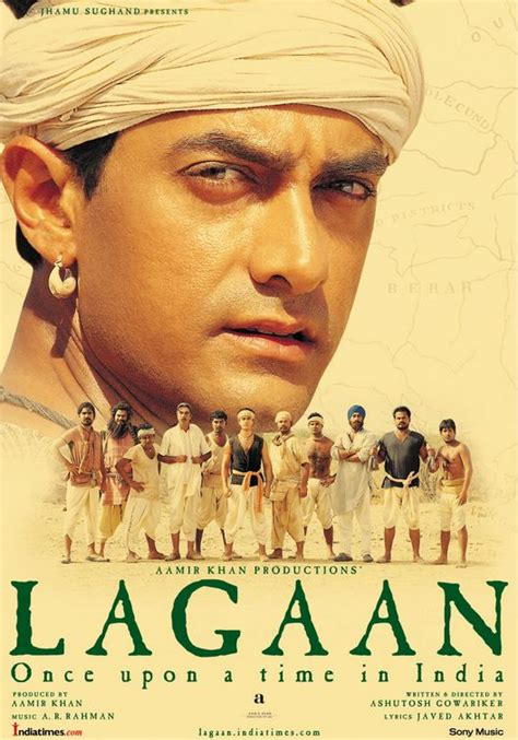 biography of film lagaan lagaan once upon a time in india 2001 full hindi movie