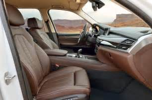 Car Interior Upholstery Prices 2014 Bmw X5 First Look Photo Gallery Motor Trend
