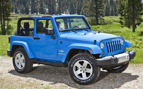 convertible jeep blue wallpaper jeep wrangler light blue cars