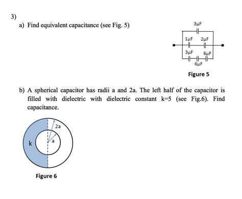 spherical capacitor half filled with a conducting liquid spherical capacitor half filled with dielectric 28 images partially filled capacitors find