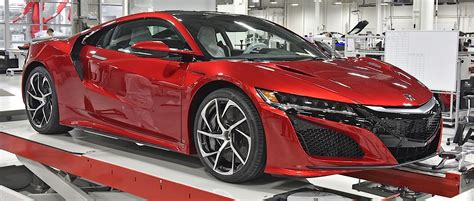 acura nsx turbo kit 2017 acura nsx to receive hennessey performance kit