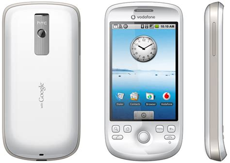 on an android phone smartphone nation vodafone announces android phone htc magic