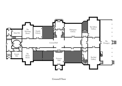 v a floor plan grittleton house wedding prices info
