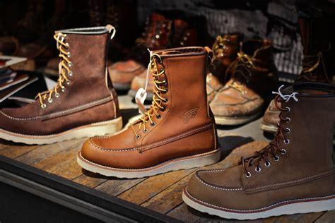 Sepatu Redwing Heritage shop review wing shoes berlin