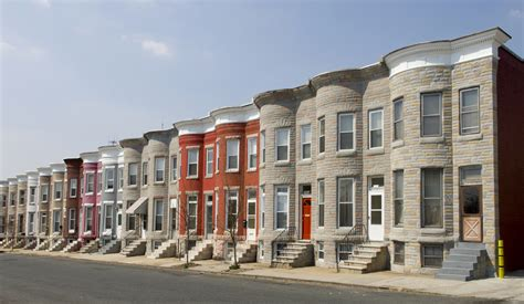row homes rowhouse heat regblog