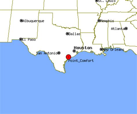 comfort texas map point comfort profile point comfort tx population crime map