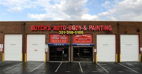 butch s auto painting in capitol heights md