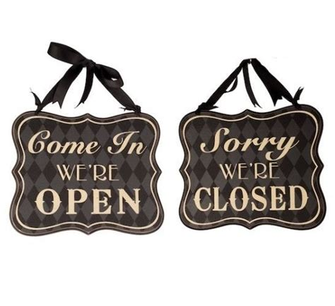 Open Closed Sign Template by 27 Images Of Open Sign Vintage Template Axclick