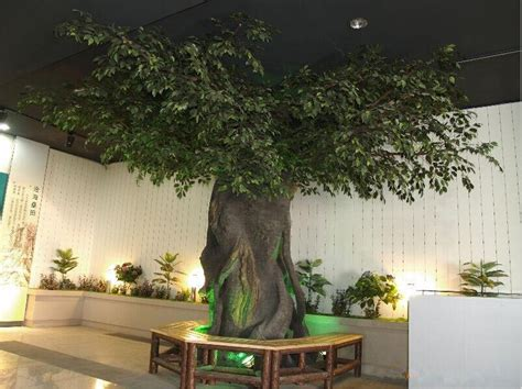 indoor decorative trees for the home fake indoor trees 2014 sj at084 indoor artificial banyan