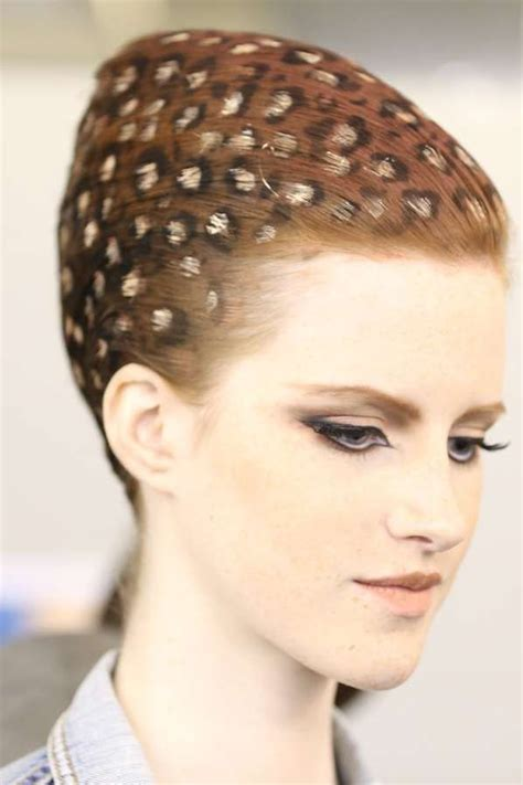 outrageous hair styles images  pinterest