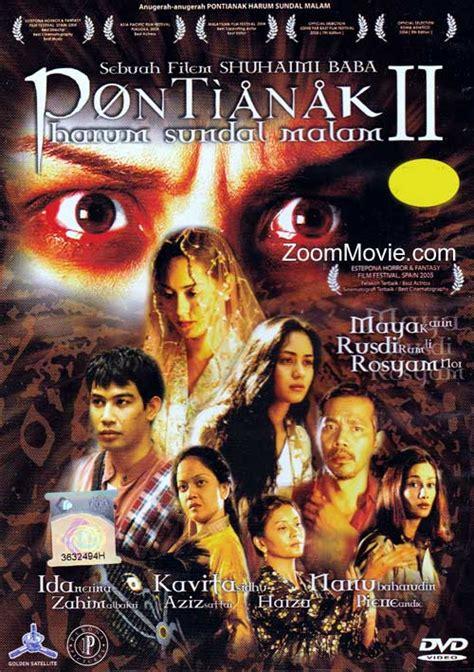 film malam pontianak harum sundal malam ii dvd malay movie cast by
